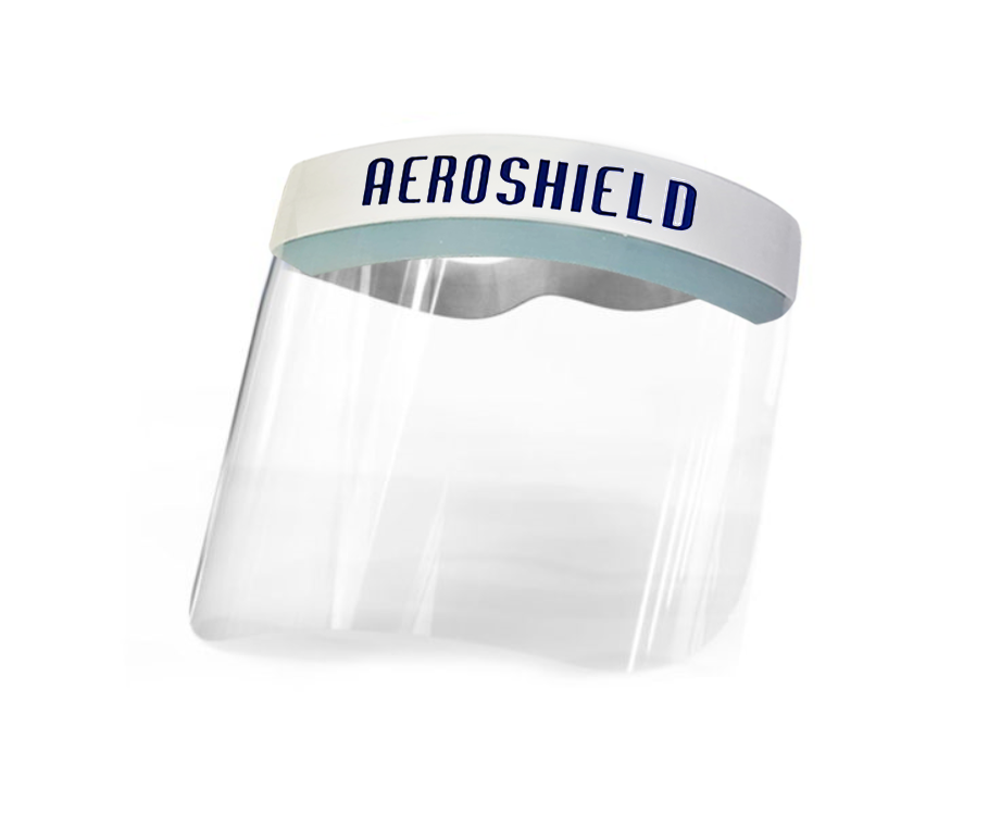 AeroShield Face Protection Shield