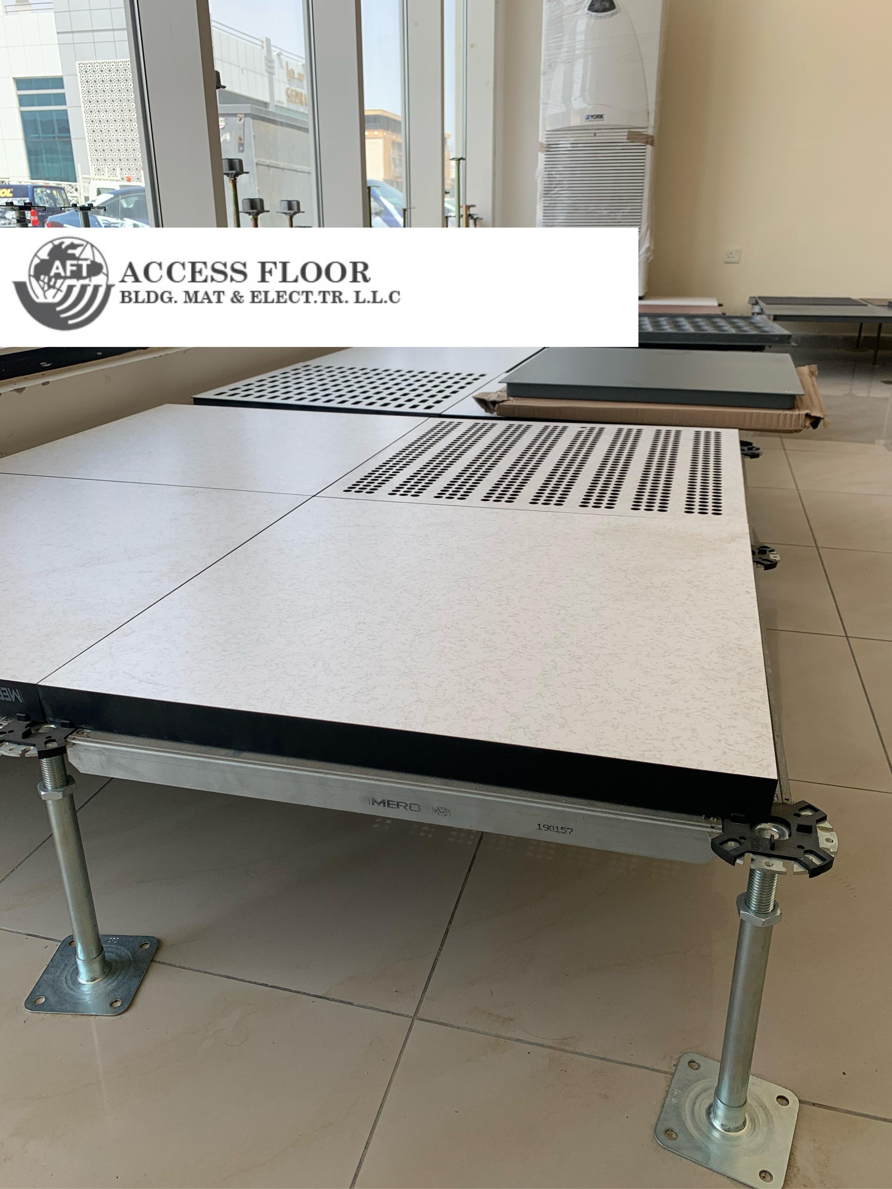 Raised Access Flooring