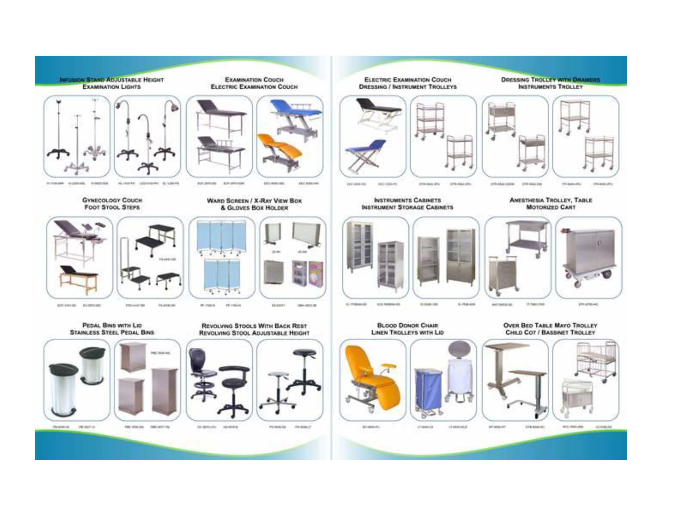 Medical Furniture