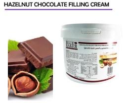Chocolate Filling Cream & Spread (High Hazelnut) Pail of 5kg
