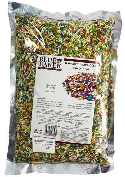 Colour Vermicelli Bag of 1kg