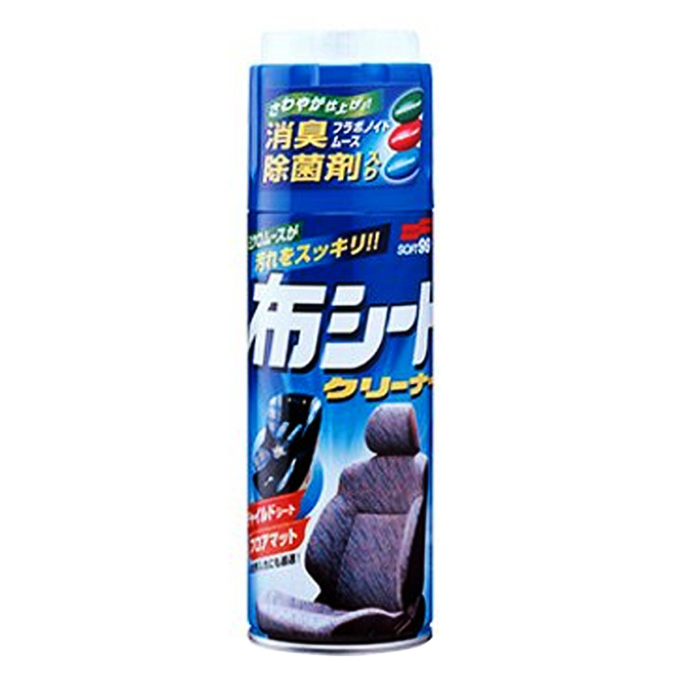 SOFT99 New Fabric Seat Cleaner BS519