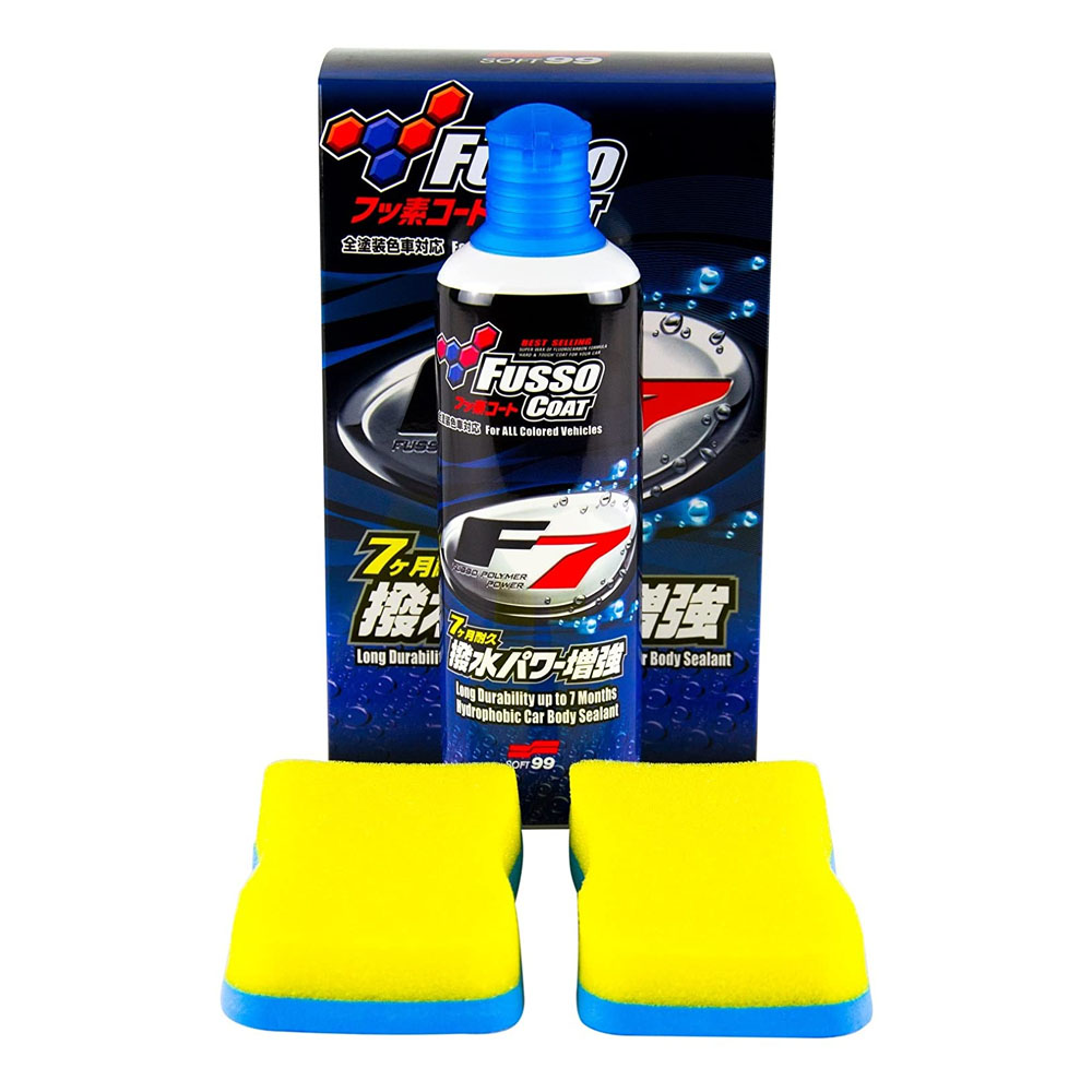 SOFT99 Fusso Coat F7 All Color BS516