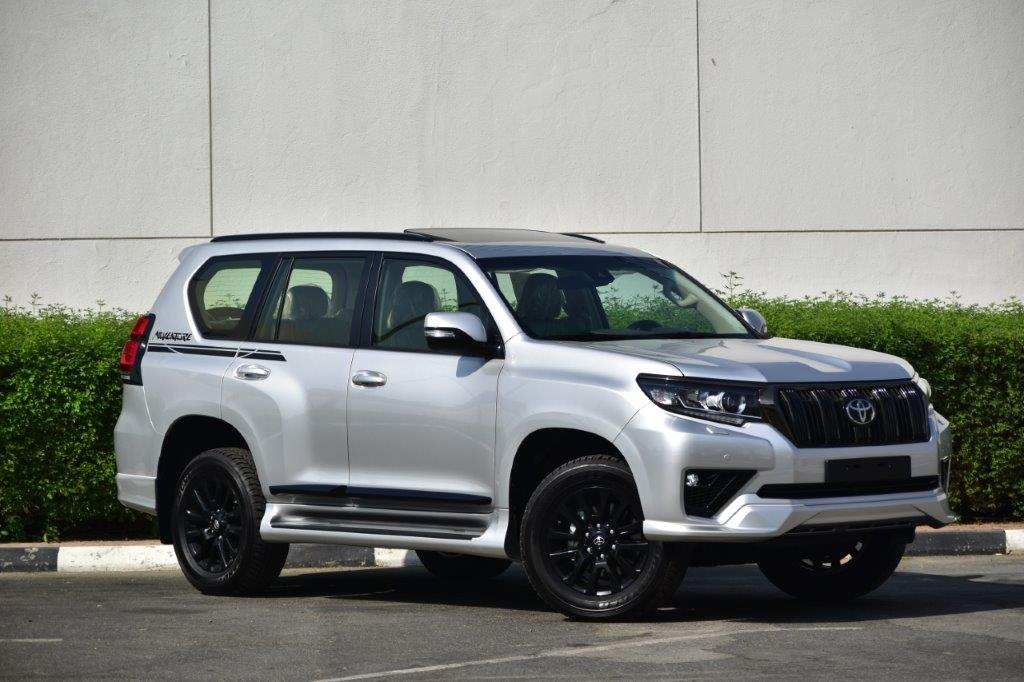 2022 Model Toyota Prado Adventure VXR V6 4.0L Automatic