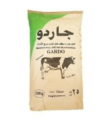 Gardo Spray Dried Instant Milk Powder 25 Kg Bag