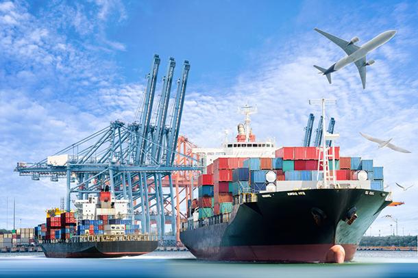 Air and Sea Shipping to Kenya