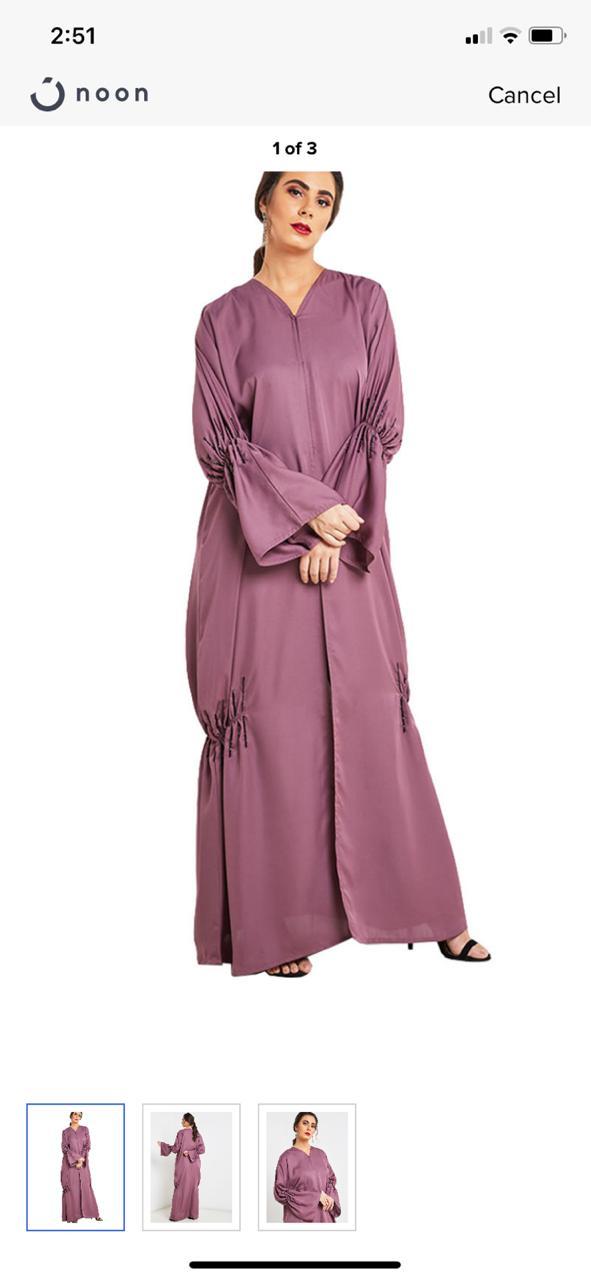 Abaya, Burkha