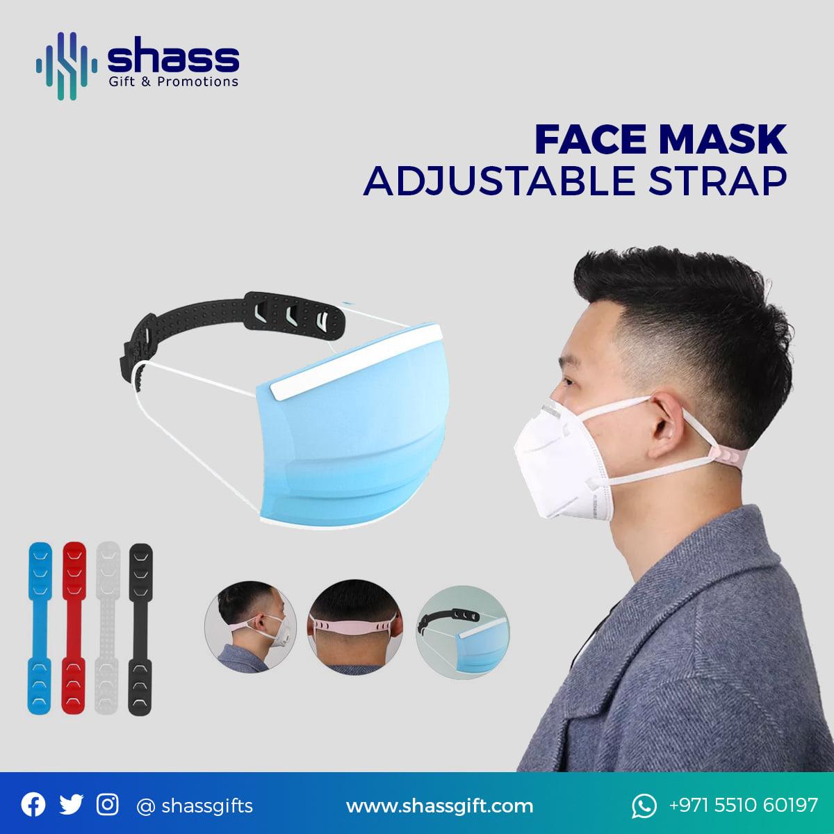Face Mask Adjustable Strap