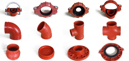 FIRE FIGHTING FITTINGS, COUPLINGS & VALVES